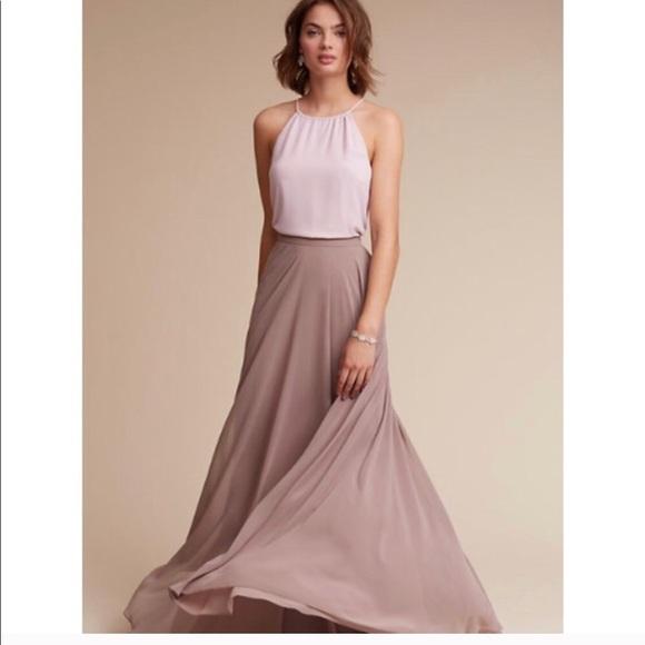 169ba1e1cd BHLDN Skirts   Hampton Skirt In Pecan   Poshmark